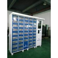 China Fast Food Shop Elevator Vending Machine , Bread Vending Equipment Bills Payment on sale