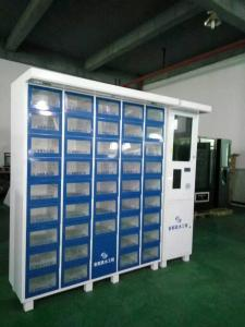 China Fast Food Shop Elevator Vending Machine , Bread Vending Equipment Bills Payment on sale