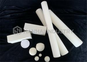 China Porcelain Tile Kiln Roller / Aluminum Oxide Tube  Lower Thermal Expansion Coefficient on sale
