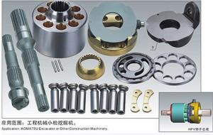 China Excavator Pc400-6 Hpv132 Komatsu Hydraulic Pump Parts For Concrete Mixer Cars on sale