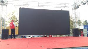 China Professional P8 Rental LED Display Outdoor Electronic Signs For Businesses on sale
