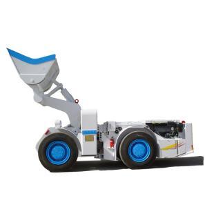 China WJ-2 Underground Mining Loader, Mining Diesel Scooptram Loader, Load Haul Dump (LHD) for mine field on sale