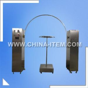 China IEC 60529 IPX3-IPX4 Code Water Resistance Test Machine on sale