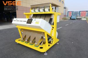 China rice mill use ccd sensor optical rice color sorter machine on sale