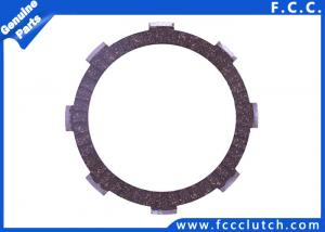 Honda CG125 Motorcycle Clutch Plate , Friction Clutch Disc