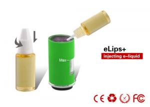 China 350mAh 1.2ml Electronic Cigarette Clearomizer For E Smoking Elips L105mm on sale