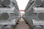 Hot Dipped Galvanized Steel Pipe
