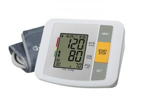 China Smart Electronic Blood Pressure Monitor Apparatus Digital CE ISO Aprroved on sale