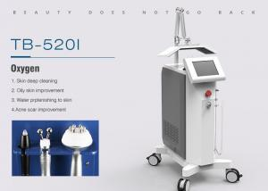 China Skin Rejuvenation PDT Therapy Oxygen Jet Peel Machine for Skin Cleaning Face Lifting on sale