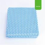 China Professional Colorful Disposable Cleaning Cloth 100% Organic Cotton wholesale