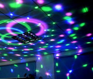 China led crystal ball light,led disco ball, led magic ball,led club light on sale