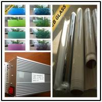 China smart pdlc film/ pdlc smart film/smart tint/EB GLASS BRAND
