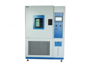 China High - Low Constant Environmental Temperature Humidity Test Chamber With Microcomputer Touch on sale
