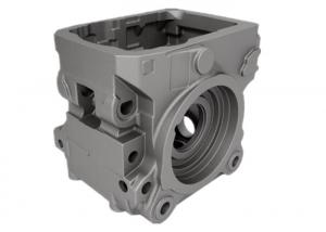 China BS 1452 Grade 180 Grey Cast Iron Corrosion Resistance Sand Mould Castings on sale