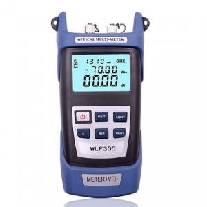 China Multi Light Source Fiber Optic Tool Kit Handheld Power Meter For Optic Cable FTTH PON on sale
