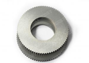 China YG8 good resistance Solid Cemented Carbide Saw Blade , tungsten carbide cutting tools on sale