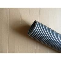 China 125mm High Pressure PVC Flexible Air Duct Hose With Black Or Grey Color on sale