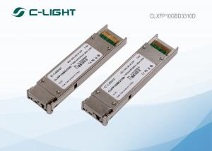 China SMF 10G XFP BIDI SFP Optical Transceiver , Optical Transmit and Receive on sale