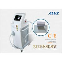 Depilation 808nm Diode Laser Hair Removal Painless With 10.4 Inch TFT Screen