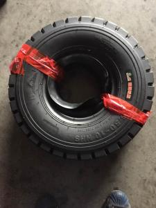 China Stand up 2 tonne Forklift Tyre For gas powered / diesel forklift truck on sale