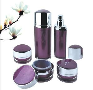 Quality Chinese manufacturer acrylic cosmetic jars for sale