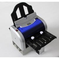 China Desktop A4 Paper Folding Machine LF4420 Automatic Paper Folder on sale