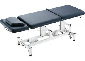China Easy Cleaning Electric Physiotherapy Bed Special For Rehabilitation Training on sale