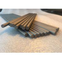 China Unground Sintered Tungsten Carbide Bar 3mm To 40mm >=91.5 Hardness  Heat Resistant on sale