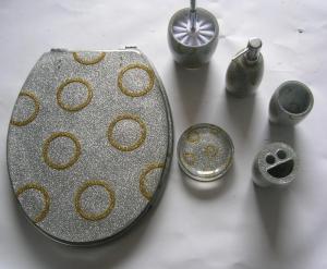 China Tenedor del cepillo de dientes de Polyresin (FLRD-BAS27) on sale