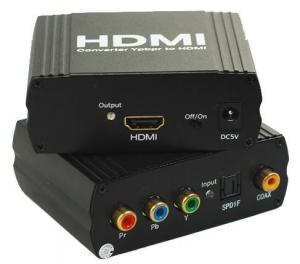 China YPbPr to HDMI Converter on sale