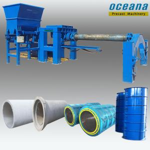 China concrete pipe forming machine for sale good quality on sale
