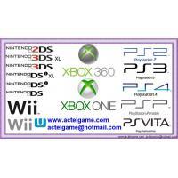 Xbox360 Xbox one PS4 PS3 PS2 PSP3000 PSP2000 PSPgo PSVita PSPE1000 2DS 3DSXL 3DS NDSixl NDSi NDSL Wii Wiiu repair