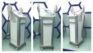 China multifunctional IPL SHR E-light 3 system in 1 machine hair removal machine / IPL hair removal 16*50mm big spot size on sale