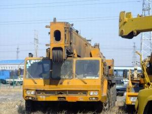 China used tadano 75T truck crane/second-hand tadano75T truck crane on sale