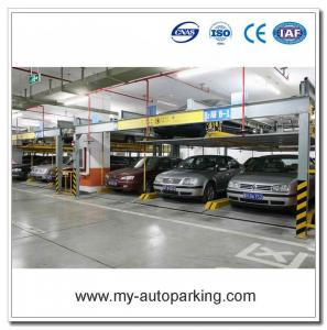China Made in China High Quality 2 Level Smart Puzzle Parking System on sale