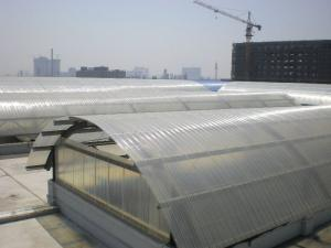 China FRP Translucent Roofing Sheet FRP Transparent Sheet on sale