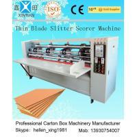 Cardboard thin knife Cutting Machines