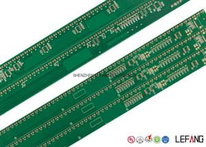 China Double Sided OSP LED PCB Board Printed Circuit Board For Led Lights 384*16mm on sale