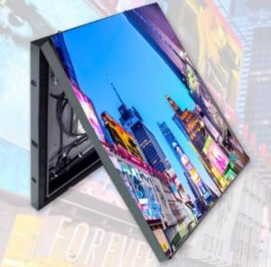 China Full Color Outdoor Led Screen Display Ph10 Double Side Led Display P10 on sale