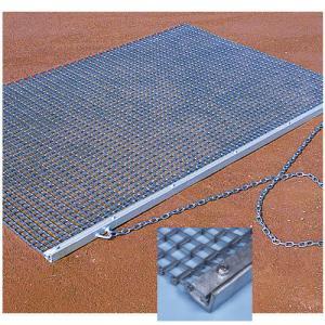 China Las esteras galvanizadas de la fricción, rastrillan/apisuenan, las esteras de la fricción del campo de béisbol, campos de golf de la pantalla de la fricción on sale