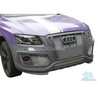 China ABT - Style Pu Car Front Bumper Kits , Audi Q5 Front Bumper 2009 - 2012 on sale