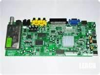 China Custom 4 Layer Through-hole PCB Circuit Board Assembly Services on sale