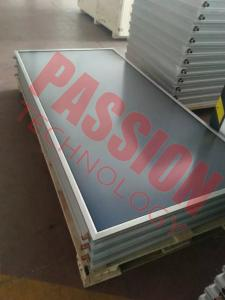 China High Performance Solar Panel Collector , Flat Solar Collector For Villa on sale