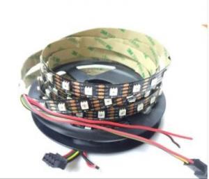 China Dream Color RGB Led Light Strips 32LEDs/M , Color Changing Led Ribbon Lights on sale