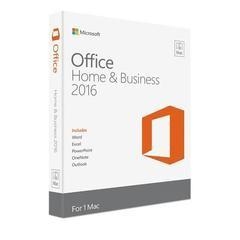 Quality Intel - Based Office For Mac License 2016 Home And Business For Mac 1 User for sale