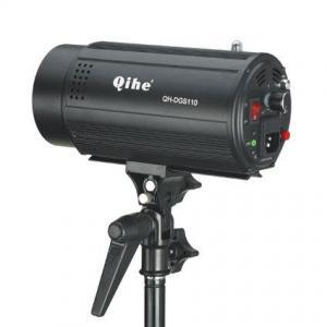 China Studio Flash Photography Equipment  with 110 Watt Lamp on sale