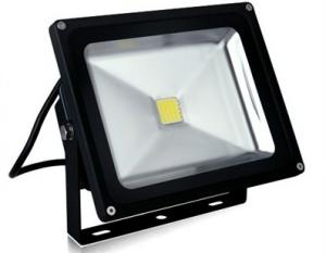 China Epistar Cob Outdoor Led Floodlight 30W With RGB Color For Airport / Station on sale