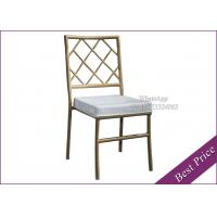 China Modern Gold Chiavari Chair for Sale with Good Quality From Factory (YC-1) on sale