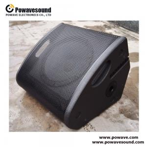 China CM-15(P) powavesound self-power speaker 15 inch coaxial speaker 800W active/passive stage monitor speaker on sale