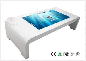 China Multi function Touch Screen Table , Windows 7 Interactive Tablet PC on sale